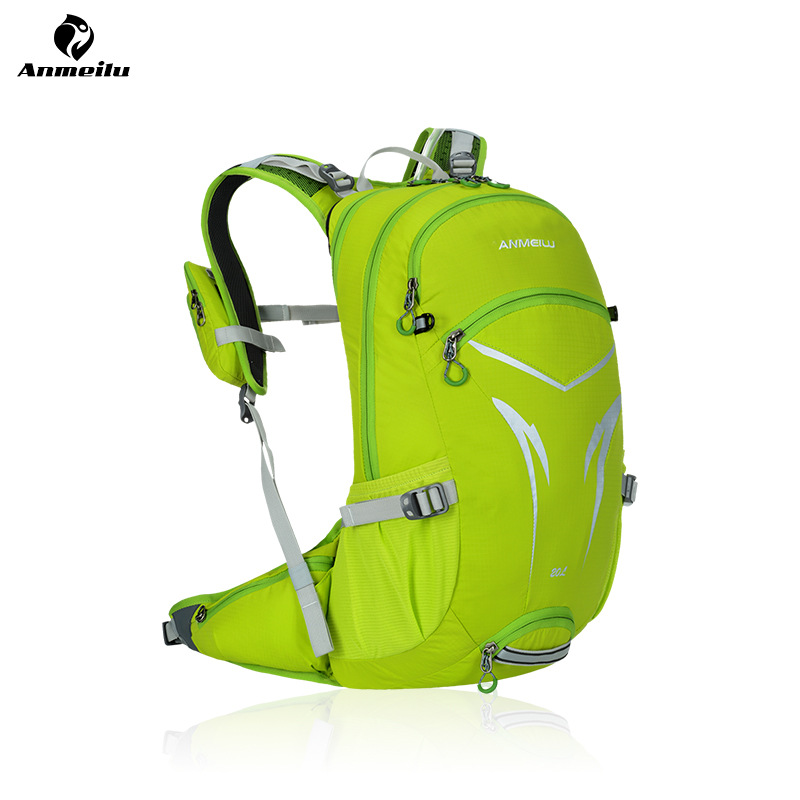 Anmeilu 20L Waterproof MTB Bicycle Bike Bag Mochila Ciclismo Outdoor Sports Running Cycling Backpack Hydration Pack