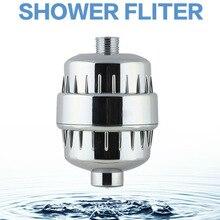 Для ванной очиститель воды Душ фильтр очиститель Для ванной удаления воды Уход за кожей