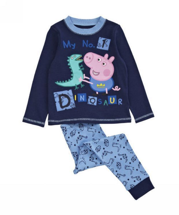 George The Pig Boys George Pig Pajamas