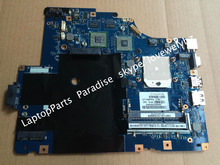 Free Shipping NAWE6 LA-5754P REV 1.0 For Lenovo G565 Z565 Motherboard with ATI Video card