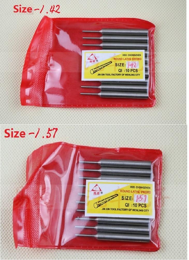 20pcs Dismounting pin For GOSO Flip Key vice remover flip Key Fixing Tool Folding key split