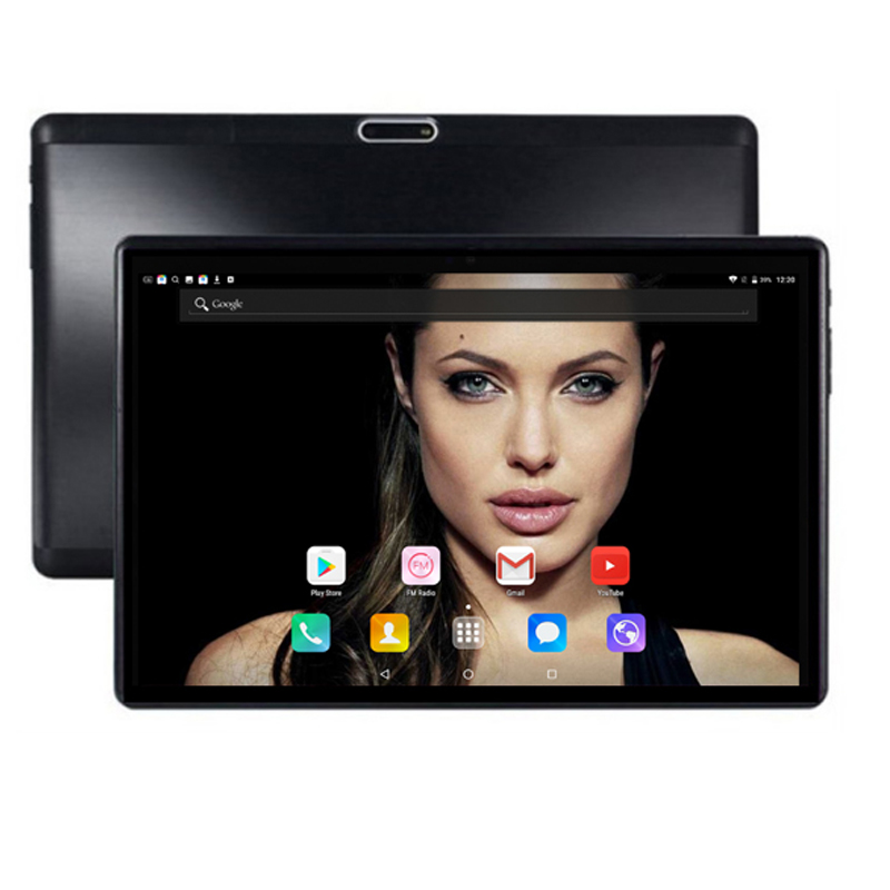 Super Tempered 2 5D Glass 10 inch 3G 4G LTE Tablet Android 8 0 Octa Core