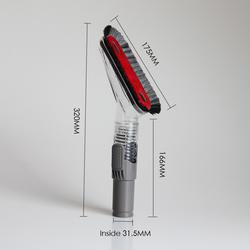 Насадка для очистки пыли, насадка для очистки пыли, внутренний диаметр 31,5 мм, для Dyson, сопутствующие товары для пылесоса, запчасти