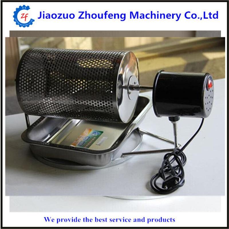 Coffee beans roaster machine home use small mini melon seeds nuts roaster machine 110 v/220 v ZF(China)