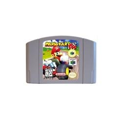 Marioed Kart USA Version 64-bit-50pcs Spiel Patrone