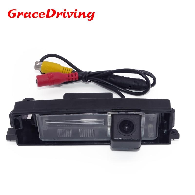 Car Rear View Reverse backup Camera auto DVD GPS camera in car camera for TOYOTA RAV4/RELY X5\For CHERY TIGGO 3 09/ A3