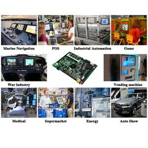 Image 4 - Fanless Intel J1900 Quad Core Processor ITX Motherboard Dual LAN Mainboard Mini PCIE WIFI mSATA SATA industrial motherboard