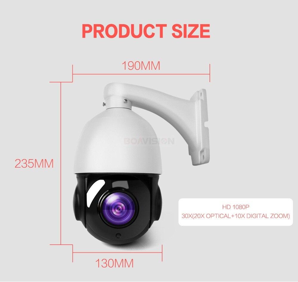 08 1080P PTZ Camera
