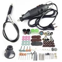 dremel mini drill engraver kit rotary tool accessories ferramentas electric power tools woodworking polishing wheels 220v