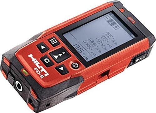 Laser Entfernungsmesser Optischer Sucher : Details über neue modell hilti pd e laser reichweite meter