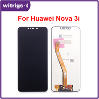 Witrigs For Huawei Nova 3i LCD Display Touch Screen Digitizer Assembly Replacement for Huawei P Smart Plus