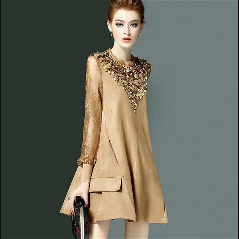 Online Get Cheap Long Sleeve Summer Dresses -Aliexpress.com ...