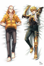Japanese Anime One Punch Man Characters  Dakimakura pillow cover case christmas anime cosplay pillowcase