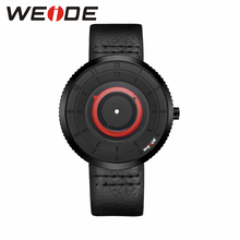 WEIDE Leather Mens Watches Top Brand Luxury Waterproof quartz watch automatic watches Men 2018 Analog Clock fashion casual WD006 цена 2017