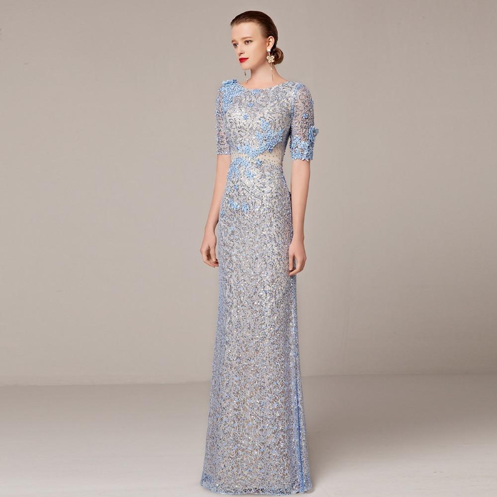 Coniefox 31208 2 Elegante Lange Abendkleider Formale Kleider ...