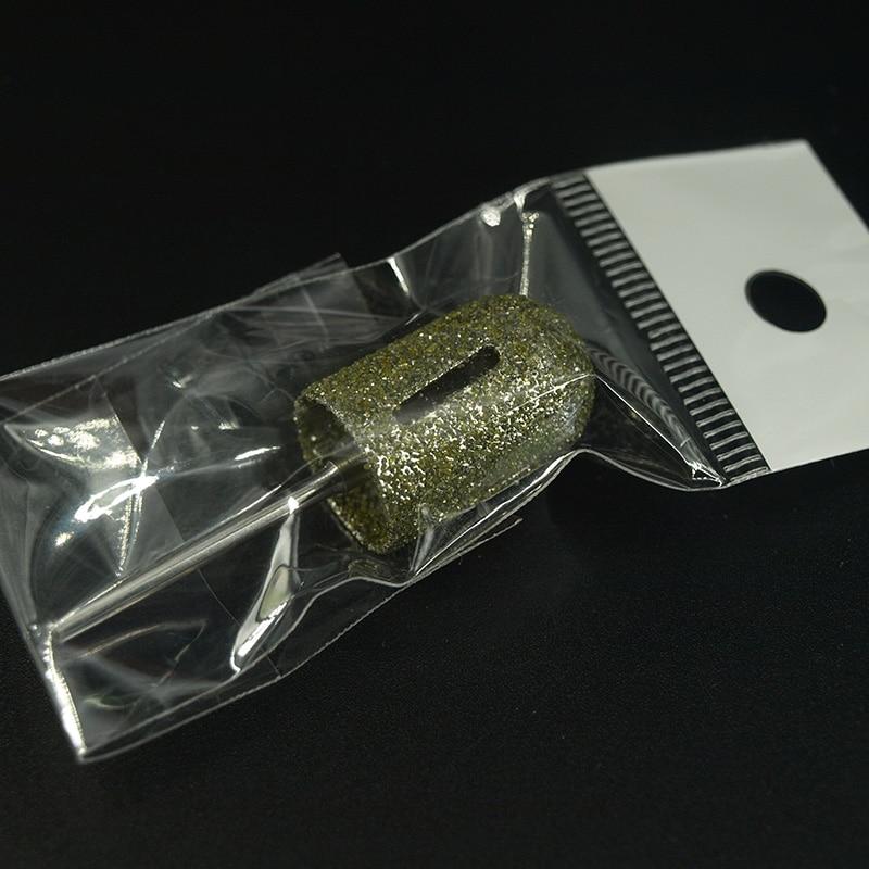 16 * 25mm 2018 Pro. 1pcs kasar penggilap tradisional manicure pedikur - Seni kuku - Foto 3