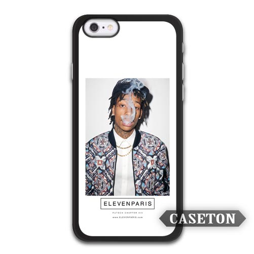 Wiz Khalifa for Eleven Paris Coque Fall Pattern Case For iPhone 7 6 6s Plus 5 5s SE 5c 4 4s and For iPod 5