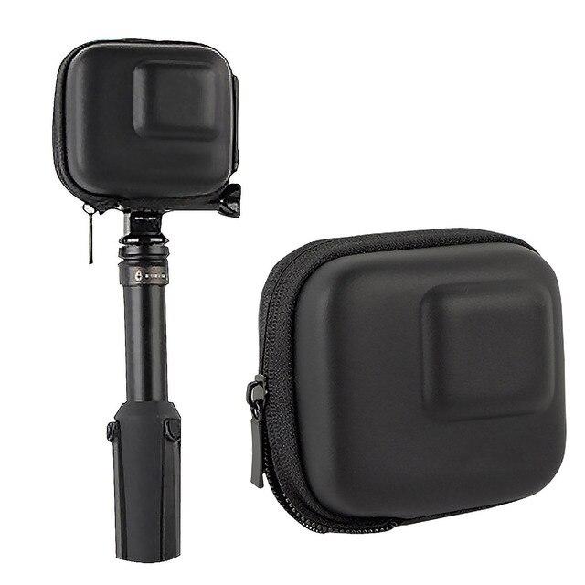 Gosear Casca Dura EVA À Prova de Choque À Prova de Poeira À Prova D' Água Acessórios de Proteção Carry Case Bolsa para Gopro Hero 7 6 5 Ir Pro câmera