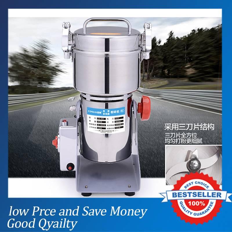 2000G elektrický lékařský mlýnek prášek stroj pro domácnost 2500 W Uitrafine bruska mlýn 220V / 110V