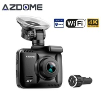 Azdome GS63H Car Dash Cam 4K HD Dash Camera 150 Degree Wide View Angle With GPS