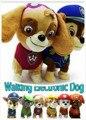 Новый Год Новогодние Игрушки Для Детей Kid Подарков Мальчик Электронные pet Русский Язык Прогулки Лай Музыкальный Интерактивный Робот Собака