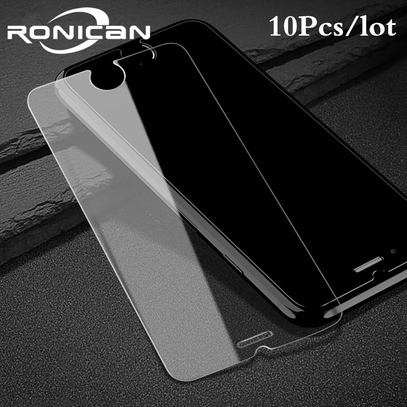 pcs lot TOP Quality mm Screen Tempered Glass For iPhone  s