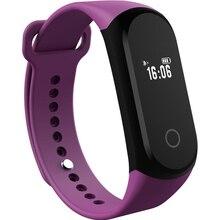 Оригинал Bluetooth A16 Смарт Браслеты Водонепроницаемый IP67 Спорт Шагомер Sleep Smartband Монитор Смарт-Группы Сердечного Ритма Браслет