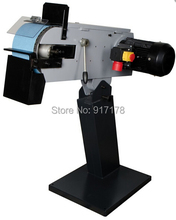 2000*150A metal belt grinder grinding polish with dust exhaust system machinery