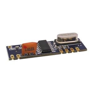 Image 4 - Комплект беспроводного модуля 5 компл./лот 315 мгц 433 мгц 100 м (передатчик ASK STX882 + приемник ASK SRX882)+ пружинные антенны