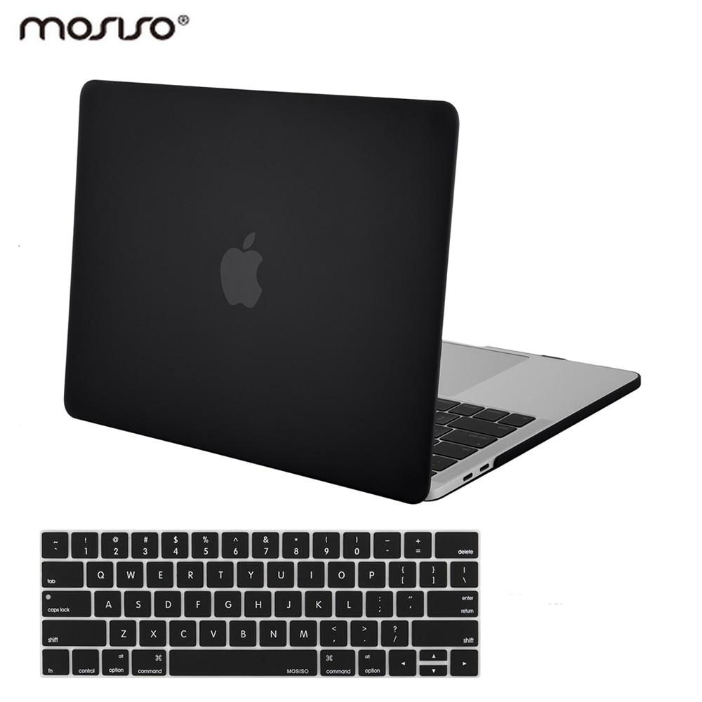 Mosiso Harde hoes voor Macbook Pro 13 15 2017 2018 zonder touch bar - Notebook accessoires - Foto 2