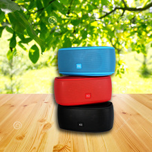 K3 Mini Bluetooth speaker support MP3 TF Card USB stereo portable audio player Computer music mobile phone SUBWOOFER SPEAKER