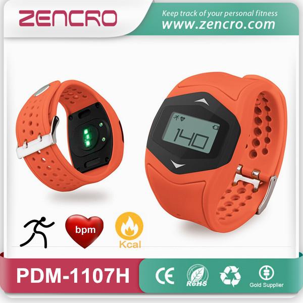 Contador de calorías Podómetro Pulsera Pulsera Pulsómetro Rastreador de Ejercicios