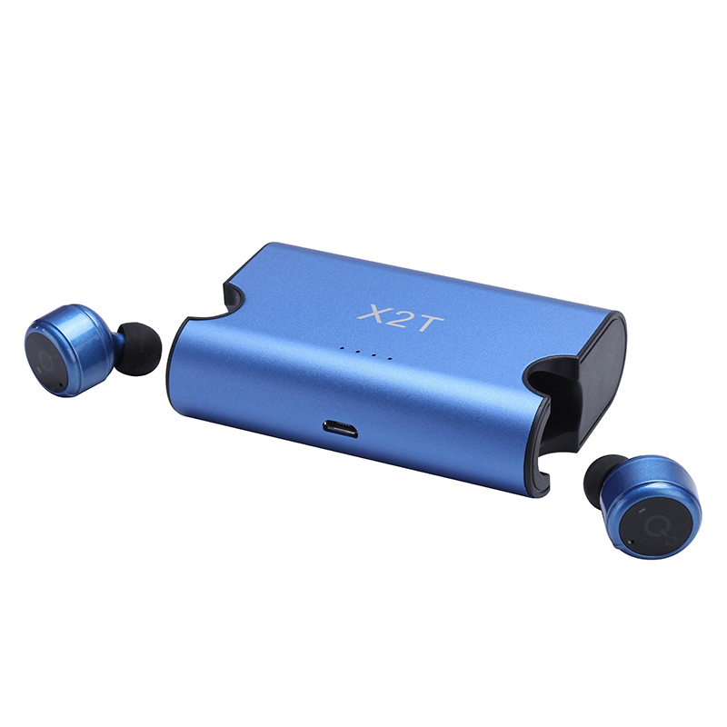 Only Vogue Bluetooth  Headset Wireless  Earbuds TWS X2T V 4.2 Mini Sports Earphone with Charging Box for Phone Outdoor Headphone dacom bluetooth earphone mini wireless stereo headset tws ture wireless earbuds charging box for iphone xiaomi android phone