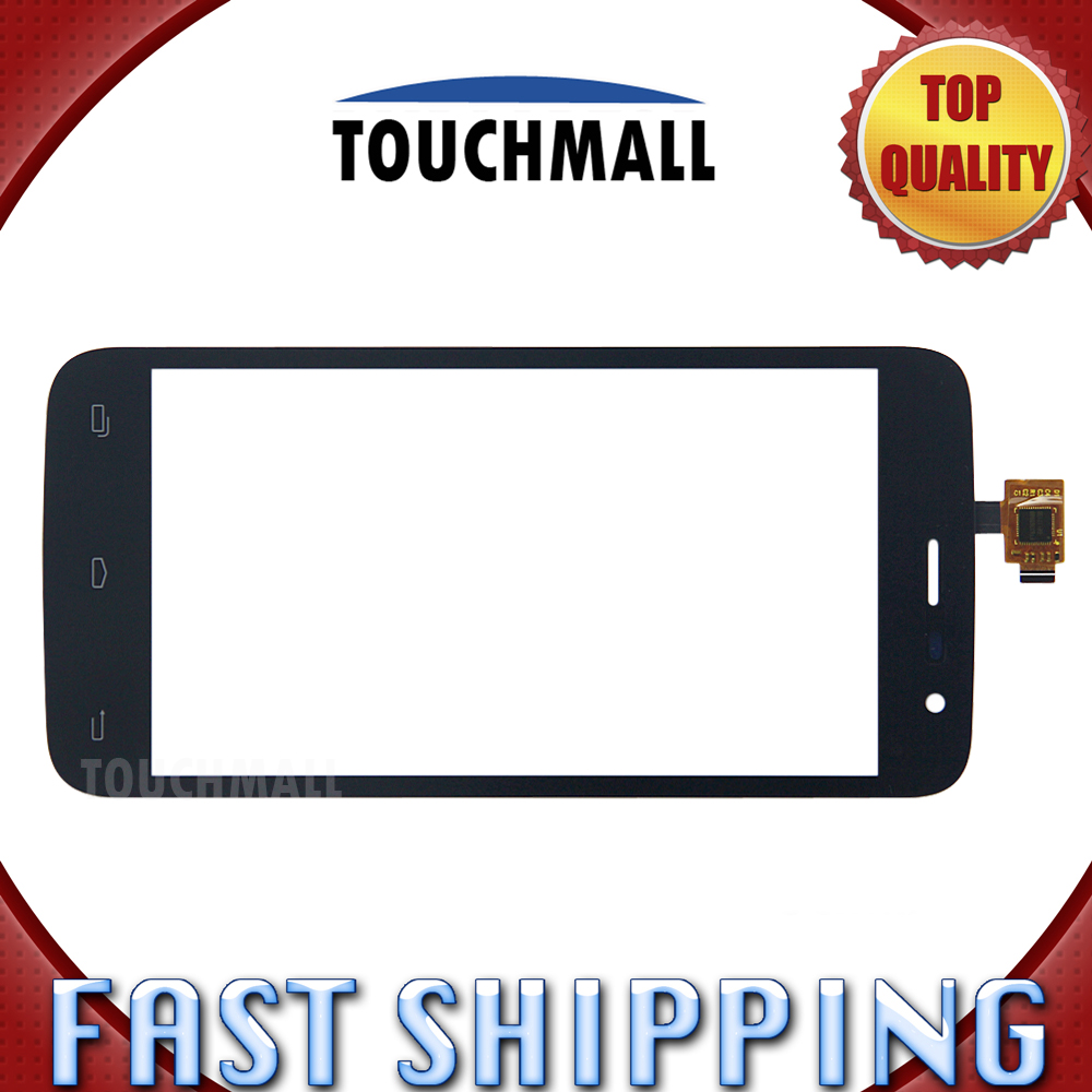 For New Touch Screen Panel Digitizer Glass Replacement Dexp Ixion E150 Black 5-inch Free Shipping
