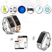 Bluetooth SmartWatch Health Bracelet Wristband Fuel Band For IPhone Samsung Android Phones For Lady Women Smart