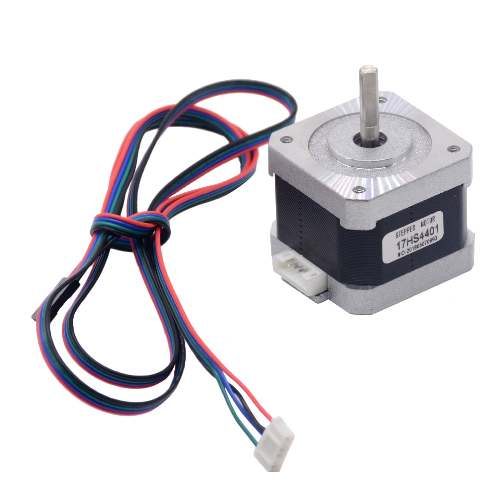 17HS4401 4-lead Nema17 Stepper Motor 42 motor Nema 42 1.7A motor 42*42*40mm