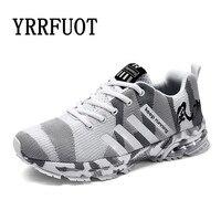 Удобные нескользящие мужские кроссовки для занятий на открытом воздухе, унисекс, большие размеры 36-46, высококачественные кроссовки для бег...