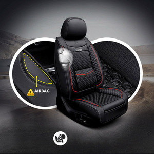 Image 5 - Car Believe leather car seat cover For mitsubishi pajero 4 2 sport outlander xl asx accessories lancer covers for vehicle seats