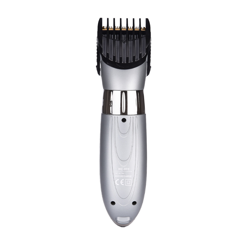 Image 4 - Cordless Hair Clipper Professional Waterproof Beard Trimmer Rechargeable Hair Razor Water Resistant Hair Cutting Machine 40Hair Clippers   -