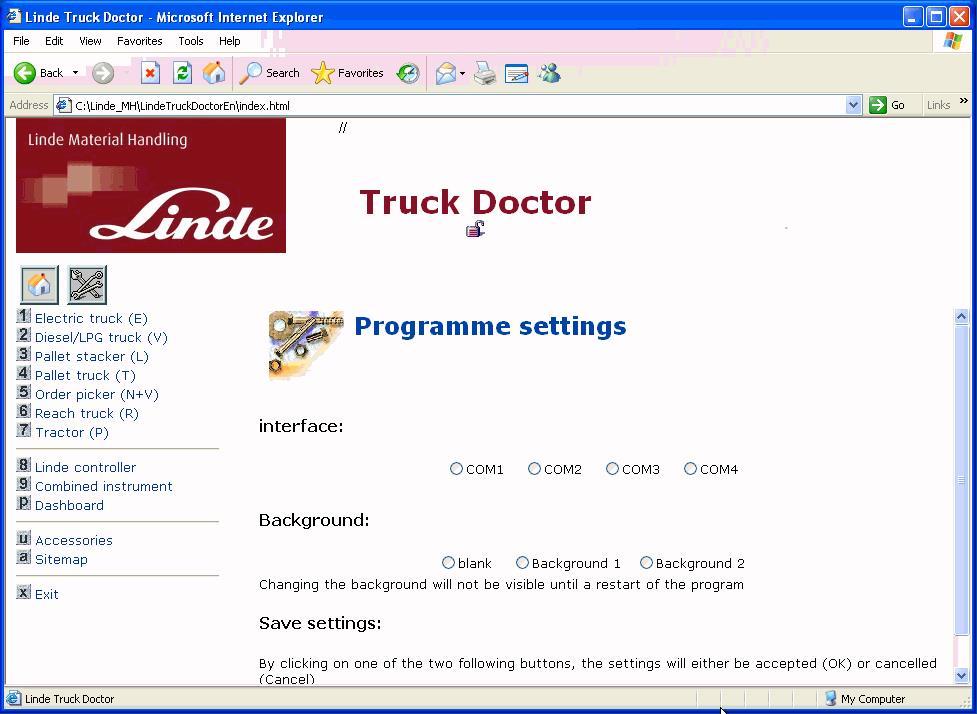 Linde Pathfinder  [032017]+Truck Doctor v2.01.05 ENDE [022016]