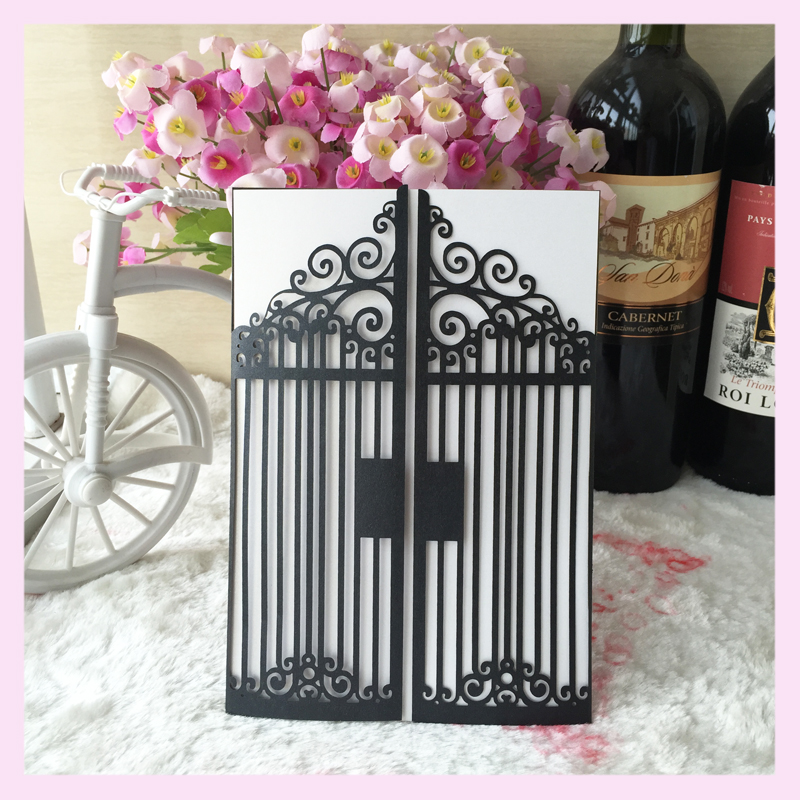 Online Buy Wholesale wedding invitations scroll from China wedding ...