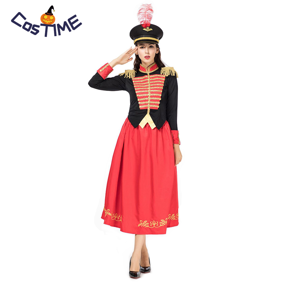 The Nutcracker and The Four Realms Clara Cosplay Costume Princess Skirt Uniform Dress Clara Cosplay Halloween Costume For Women