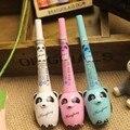 Cute Panda Водонепроницаемый Косметическая Черная Жидкость Гладкий Eye Liner Подводка Для Глаз Авторучка Оптовая