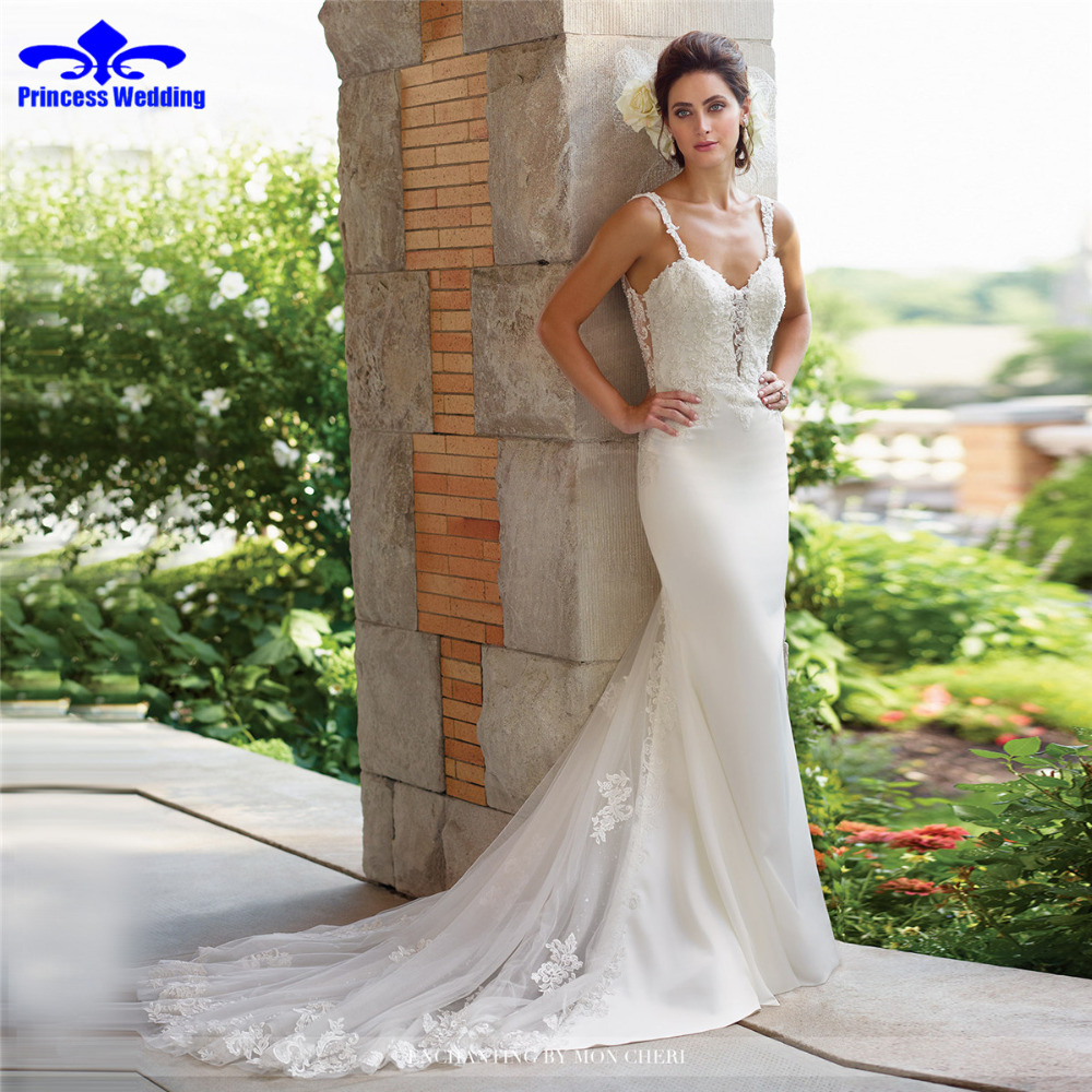 Online buy wholesale mermaid bridal gowns from china for Mermaid wedding dresses on sale