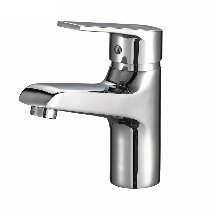 Cold and hot single hole faucetCold and hot single hole faucet