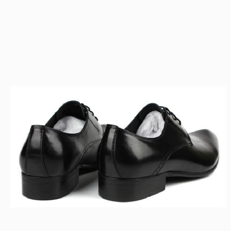 Hombres Mycolen Vaca Hombre Negro Transpirable Vestido Otoño Up Negocios Zapatos Lace De Boda Oxfords Cuero dxvHpngwx