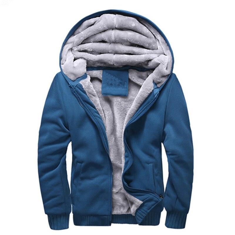 Die Neue 2015 herren Fleece Mit Kapuze Winter Baseballuniform Motion Plus Verdickung Der männer Arm Und Samt Mantel Kostenloser Versand