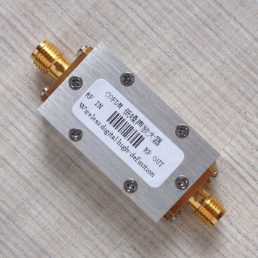 FM number transmission COFDM map transmitting model UAV DVB-T DTMB RF low noise amplifier 30dB