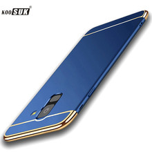 For Samsung Galaxy J6 2018 Case Luxury Back Cover Plating 3 in 1 Hard Hybrid Case For Samsung Galaxy J600 J600F SM-J600F Coque