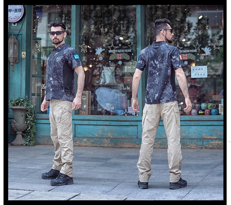 Camisas p/ caminhadas